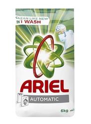 Ariel Automatic Laundry Powder Detergent, 6 Kg