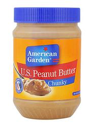 American Garden Peanut Butter Chunky, 28 Oz