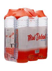 Mai Dubai Drinking Water, 6 Bottles x 1.5 Litres