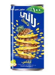 Rani Float Sugar Free Pineapple Drink, 6 Cans x 180ml
