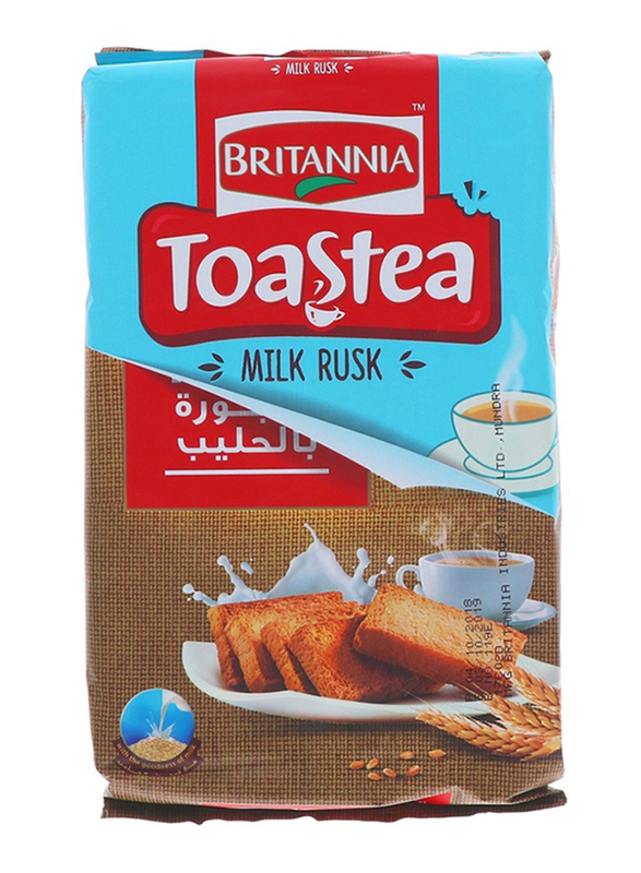 Britannia Milk Rusk, 2 x 310g