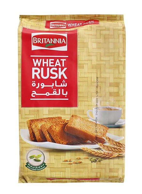 Britannia Wheat Rusk, 335g