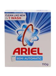Ariel Original Scent Blue Laundry Powder Detergent, 110gm
