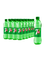 7Up Regular Soda Soft Drink, 12 x 500ml
