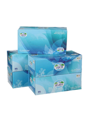 Al Ain Facial Tissue, 5 Boxes x 200 Sheets x 2ply