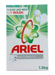 Ariel Automatic Laundry Powder Detergent, 1.5 Kg