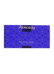 Alokozay Facial Tissues, 200 Sheets x 2 Ply