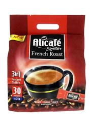 Alicafe Signature 3-in-1 French Roast Instant Coffee, 30 Sachets x 25g