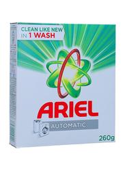 Ariel Automatic Laundry Powder Detergent, 260gm