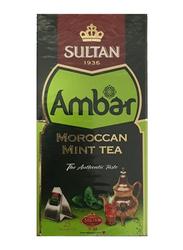 Sultan Ambar Moroccan Mint Green Tea, 25 Tea Bags