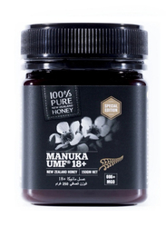 100% Pure New Zealand Honey MGO 696+ UMF 18+ Manuka Honey, 250g