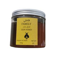 Family Honey Premium Sider Honey, 500g