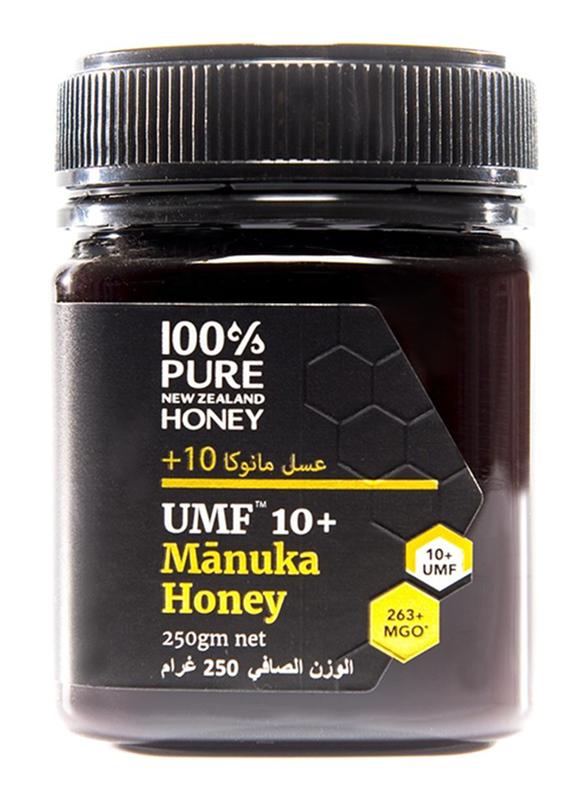 100% Pure New Zealand Honey MGO 263 Manuka Honey, 250g