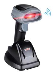 Pegasus PS-3131 Wireless 2D Barcode Scanner, Black