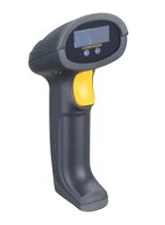 Pegasus PS-3113 Handheld Image Barcode Scanner, Black