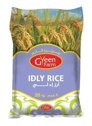 Green Farm Idly Rice, 20 Kg