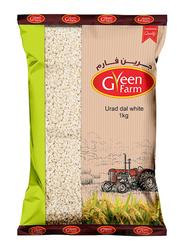 Green Farm White Urad Dal, 1 Kg