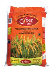Green Farm Palakkadan Matta Rice, 10 Kg