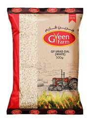 Green Farm White Urad Dal, 500g