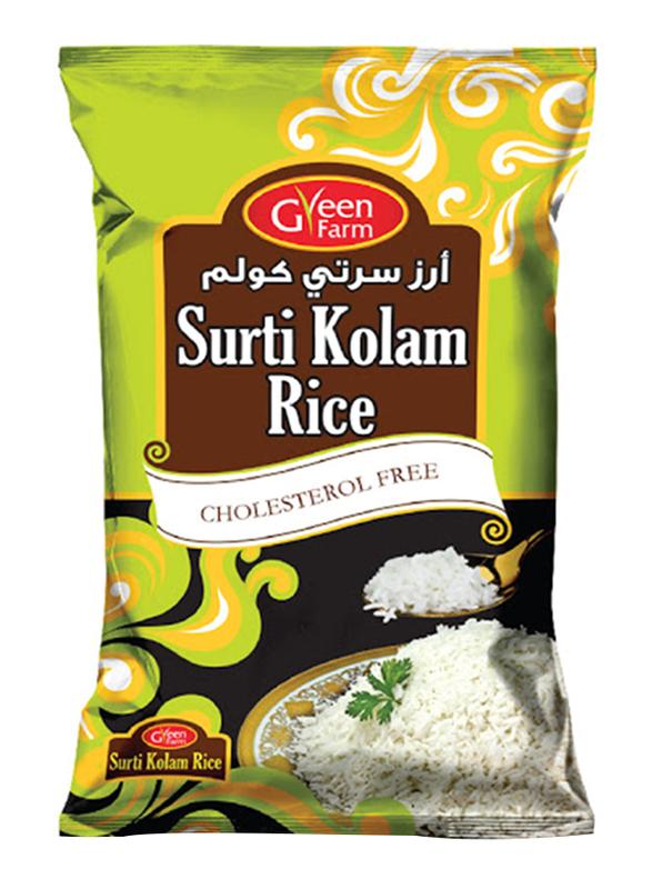 Green Farm Surti Kolam Rice, 2 Kg