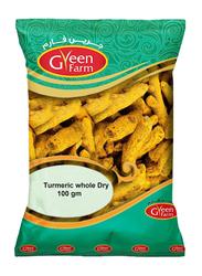 Green Farm Whole Dry Turmeric, 100g