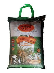 Green Farm Long Grain Biriyani Rice, 5 Kg