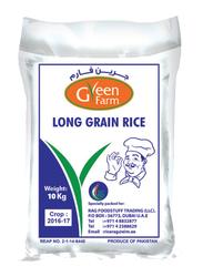 Green Farm Long Grain White Rice, 10 Kg