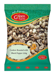 Green Farm Roasted Cashew with Black Pepper, 250g