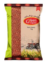 Green Farm Red Chawly, 1 Kg
