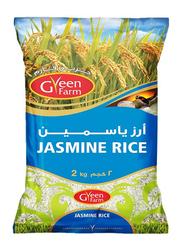Green Farm Jasmin Rice, 2 Kg