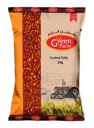 Green Farm Crushed Chilly, 100g