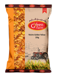 Green Farm Golden Yellow Raisins, 250g