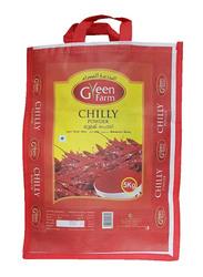 Green Farm Chilly powder, 5 Kg