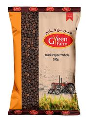 Green Farm Black Pepper Whole, 100g