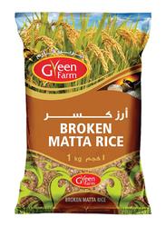 Green Farm Broken Matta Rice, 1 Kg