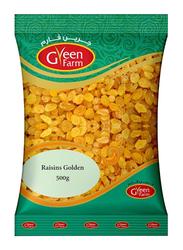 Green Farm Golden Yellow Raisins, 500g