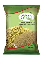 Green Farm Coriander Powder, 200g