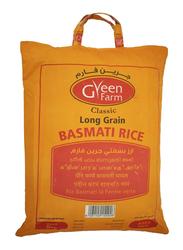 Green Farm Classic Long Grain Basmati Rice, 5 Kg