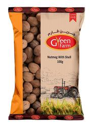Green Farm Nutmeg with Shell, 100g