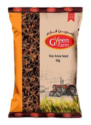 Green Farm Star Anise Seed, 50g