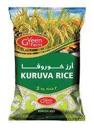 Green Farm Kuruva Rice, 2 Kg