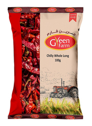Green Farm Chilly Whole Long, 100g