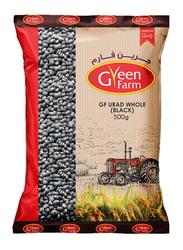 Green Farm Black Urad Whole, 500g
