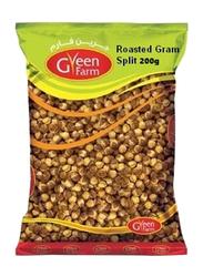 Green Farm Roasted Gram Split, 200g