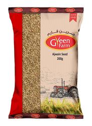 Green Farm Ajwain Seed, 200g