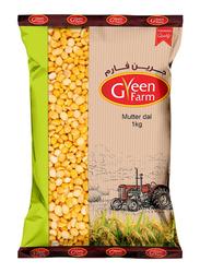 Green Farm Muttar Dal, 1 Kg