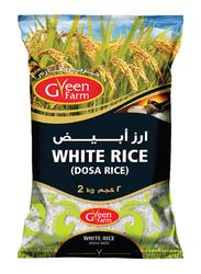 Green Farm White Dosa Rice, 2 Kg