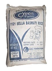 Green Farm 1121 Sella Basmati Rice XXXL, 40 Kg