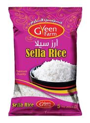 Green Farm Sella Rice, 5 Kg