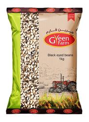Green Farm Black Eyed Beans, 1 Kg